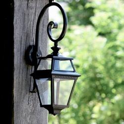 Utomhusbelysning klassisk för vägg - Alegni Interiors