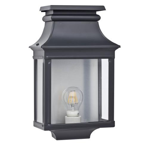 Utlampa i väggmodell, klassiska utelampor, IP44 - hos alegni.com