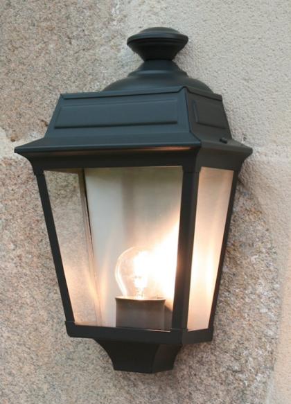 Klassisk utebelysning - Kollektion Place des Vosges 1 Tradition - Modell 2, väggapplik