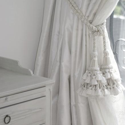 Måttbeställ fodrade gardiner - Inredning Alegni  Design interiors Stockholm
