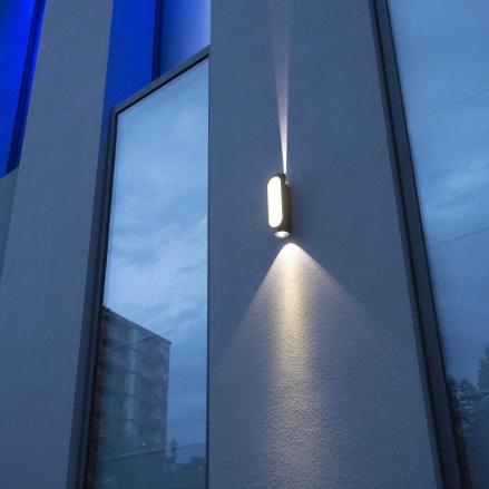 Modern fasadbelysning - Kollektion Ibuk - hos Alegni Interiors Stockholm