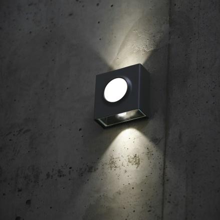Integrerad led - utebelysning - kollektion Klint - hos Algeni Interiors, Stockholm