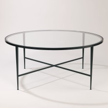 Soffbord Vaughan Lena, bronze - hos Alegni Design Interiors Stockholm