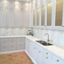 Linoljemålade köksskåp - Alegni Interiors