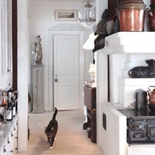 Köksombyggnad sekelskifteshus -  av Alegni Interiors Stockholm