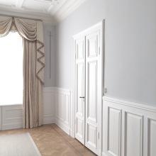 Renovering paradvåning Östermalm - Alegni Interiors