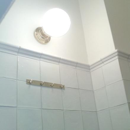 Nytt badrum sekelskifte - Alegni Interiors Stockholm