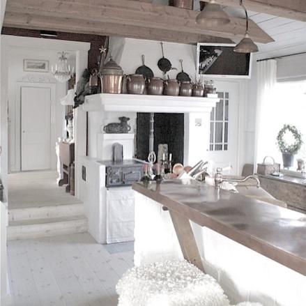 Köksrenovering villa sekelskifte - Alegni Interiors Stockholm
