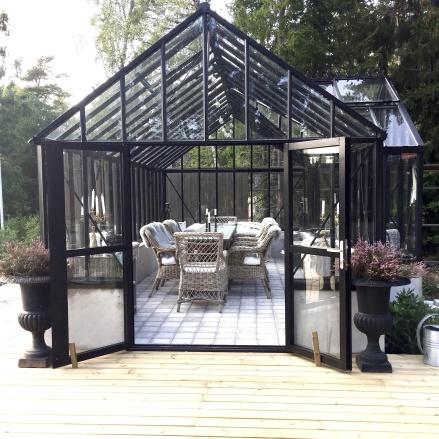 Växt projekt skärgård - Alegni Interiors, Stockhlm