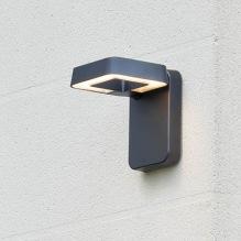 Square vägg - led integrerad utebelysning - Alegni Interiors Stockholm
