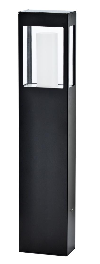 Modern utomhusbelysning - Kollektion Brick - Modell 3, pollare hög - hos Alegni Interiors Stockholm