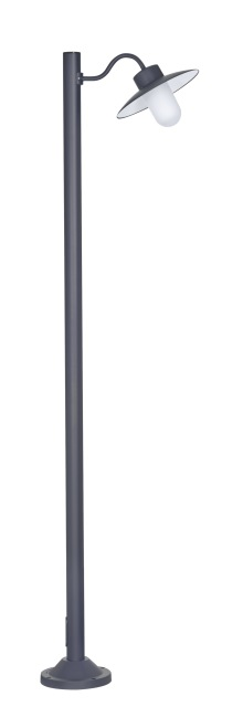 Stallampa - Kollektion Belcour - Modell 4, lyktstolpe - hos Alegni Interiors Stockholm