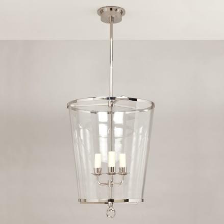 Zurich lantern, lampa by Vaughan designs - hos Alegni Interiors Stockholm
