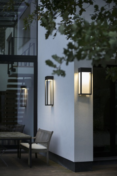 Modern utomhusbelysning - Led - Modell Hogar -  hos Alegni Interiors Stockholm