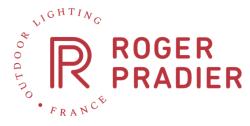 Fransk utebelysning från Roger Pradier