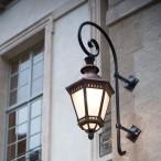 Kollektion Citadelle, mod 3, magnifik vägglampa - klassisk utebelysning - hos Alegni Design Interiors, Stockholm