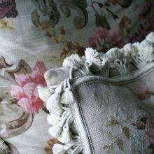 Bespoke cushions - Alegni Interiors, Stockholm