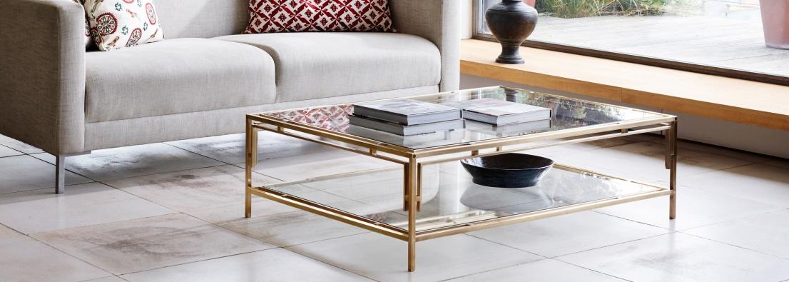 Coffee tableBridgehampton,  by Vaughan Designs