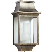 Klassisk utelampa - Kollektion Louis Philippe, Modell 7  - hos Alegni Interiors Stockholm