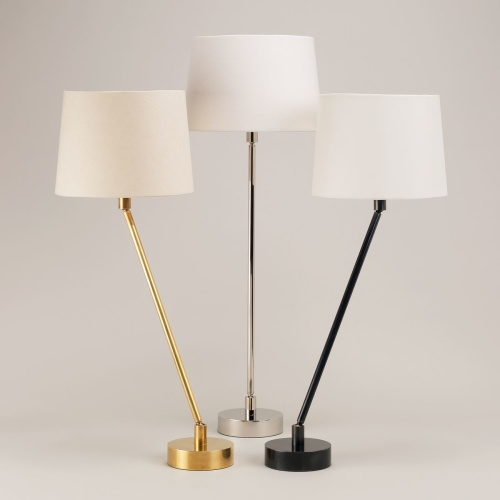 Bordslampa Pisa, låg modell, by Vaughan Designs - hos Alegni Design Interiors, Stockholm
