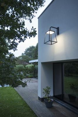 Stor utomhusbelysning - utebelysning - kollektion Lampiok 4 LED - Alegni Interiors, Stockholm