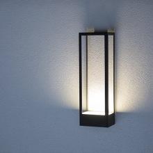 Fasadbelysning - Kollektion Hogar, vägg - Integrerad LED - IP65 - beställ hos Alegni Design Interiors, Stockholm