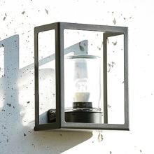 Utomhusbelysning för vägg och tak - Kollektion Hugy - beställ hos Alegni Design Interiors, Stockholm