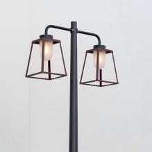 Utomhusbelysning - Kollektion Lampiok 2, IP65 - lyktstolpe - Modern utebelysning - Alegni Interiors