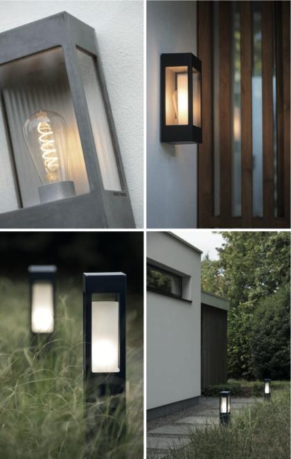 Uteblysning i tidlös design - Kollektion Brick - hos Alegni Design Interiors