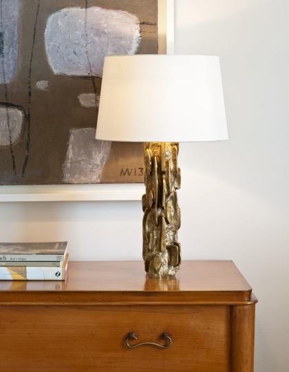 Bordslampa Montana - mässing - by Vaughan Designs - beställ hos Alegni Design Interiors, Stockholm
