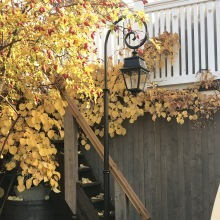 Lyktstolpe - Utebelysning trädgård - Gatubelysning - Klassisk utebelysning, gatlykta - hos Alegni Design Interiors, Stockholm