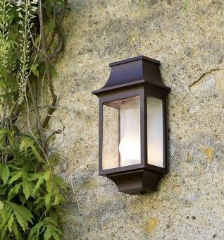 Utebelysning för vägg - fasadbelysning - Kollektion Louis Philippe 7 - beställ hos alegni.com