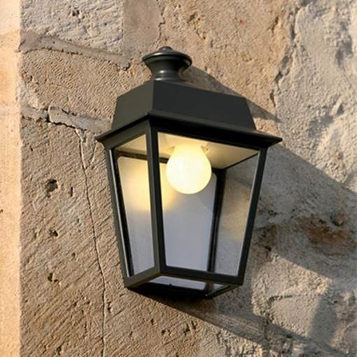 Klassisk utebelysning - Kollektion Place des Vosges 1 Évolution  - Modell 2, väggapplik
