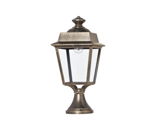 Klassisk utebelysning - Kollektion Place des Vosges 1 Évolution  - Modell 6, grindstolpe