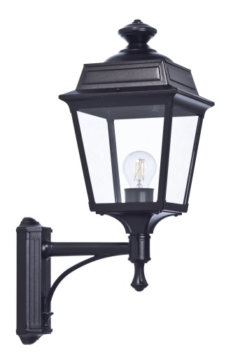 Klassisk utebelysning - Kollektion Place des Vosges 1 Tradition - Modell 3, stående arm