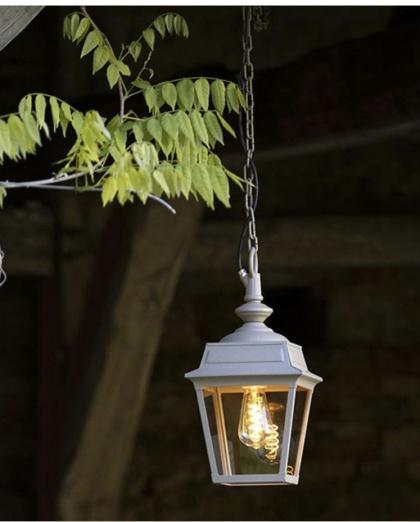 Klassisk utebelysning - Kollektion Place des Vosges 1 Tradition - Modell 1, tak