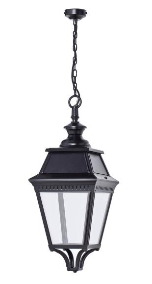 Klassisk utebelysning - Taklampa altan och trapphus - Kollektion Avenue 3 - Modell 1