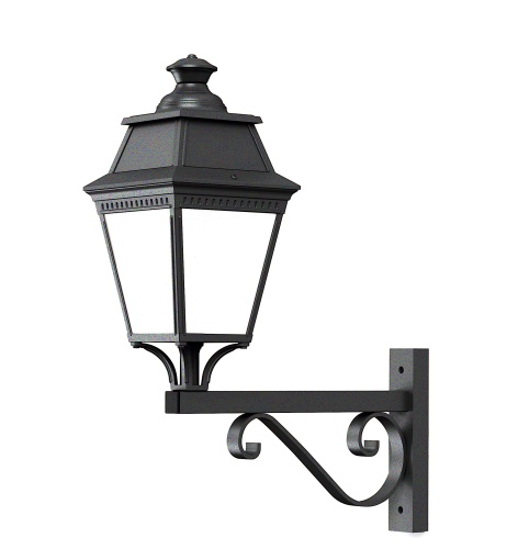 Stor fasadbelysning - Klassisk utebelysning - Kollektion Avenue 3 - Modell 12, utelampa vägg - hos  Alegni Interiors Stockholm
