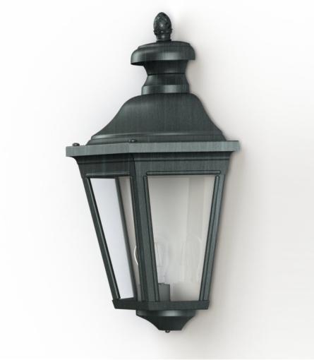 Utebelysning - Fasadbelysning - Kollektion Louise XIII - Modell 2