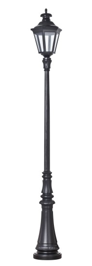 Lyktstolpe i klassisk modell - Gatubelysning - Kollektion Louis XIII - Modell 6