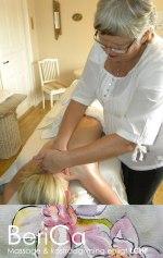 BeriCa Massage utanför Falkenberg - klassisk massage, taktil masage, bindvävsmassage, massage för barn och ungdommar, friskvård & kostrådgivning enligt LCHF.