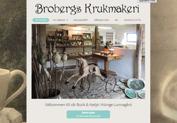 Keramik, brukgods och ett fantastiskt utflyktsmål i Halland - keramiker Annika Broberg på Brobergs Keramik & Krukmakeri utanför Falkenberg