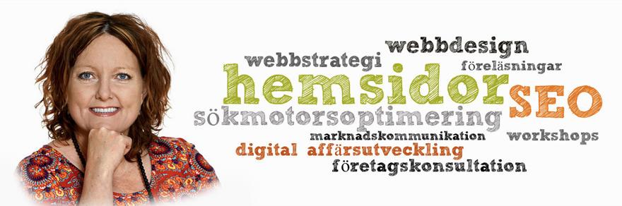 Hjälp med sökoptimering (SEO)? För sökoptimering, sk sökmotorsoptimering av dina tjänster & produkter på din hemsida/webbutik. Tips, råd & hjälp med din sökoptimering – Anna Åxman Marknadsföring!