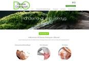 Ny responsiv & sökmotoroptimerad hemsida för osteopat Diana i Falkenberg