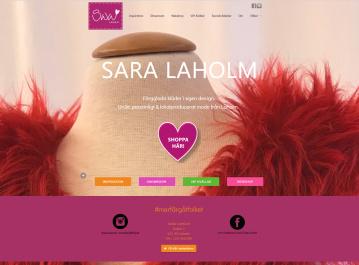 Ny, lättskött, responsiv, mobilvänlig, sökmotoroptimerad hemsida? Webbyrån Anna Åxman i Halland skapar hemsidor med webbdesign och känsla för företag i Halmstad, Falkenberg, Varberg, Laholm, Göteborg och hela Sverige.