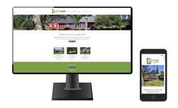 Ny sökmotoroptimerad och mobilvänlig hemsida för Lagadals Gård i Laholm - web- & seobyrå Anna Åxman