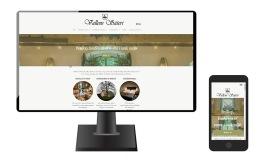 Ny, mobilvänlig och sökoptimerad hemsida för Vallens Säteri i Våxtorp