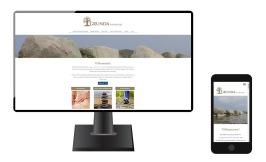 Ny grafisk formgivning och sökmotoroptimering av hemsida för GRUNDA fysioterapi i Varberg