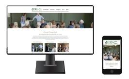 Mobilvänlig och sökmotoroptimerad hemsida för Giron Consult i Göteborg