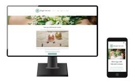 Ny, mobilvänlig hemsida för Forget me not www.forgetmenot.nu